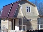 Зимние дома из бруса под ключ в Рязани