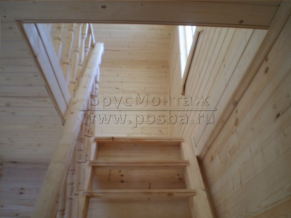 Дома под ключ из бруса недорогое строительство