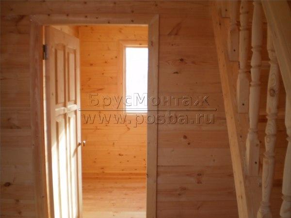 Строительство домов из бруса под ключ в Калуге высокого качества