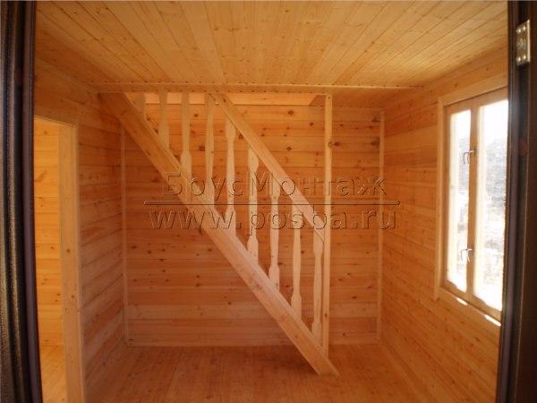 Строительство домов под ключ из бруса в Нижнем Новгороде и Нижегородской области