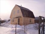Проекты домов с мансардой из бруса цены