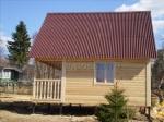 Цены на дом из бруса в Псковской области