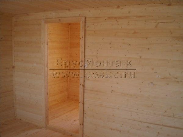 Построить дом из бруса под ключ во Владимирской области