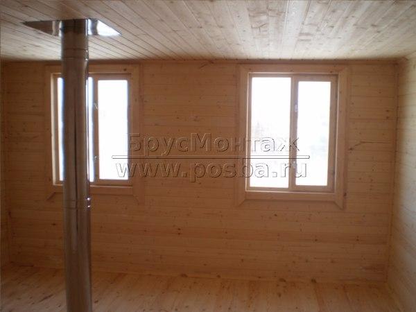 Строительство домов из бруса под ключ в Иваново