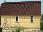 Строительство дома из бруса в Петрозаводске