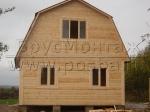 Готовые дома из бруса под ключ в Брянске