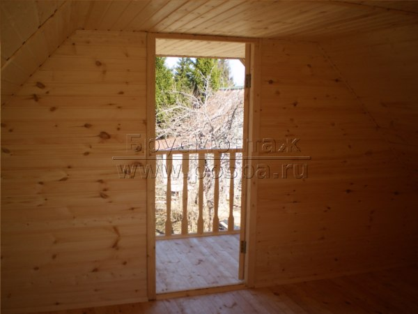 Строительство домов из бруса под ключ в Вологодской области и Вологде