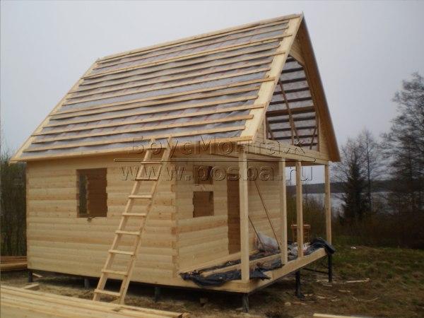 """Компания """"БрусМонтаж"""" построит вам дачный домик по доступной цене"""