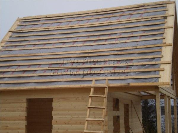 Строим каркасно-щитовые дачные дома недорого под ключ