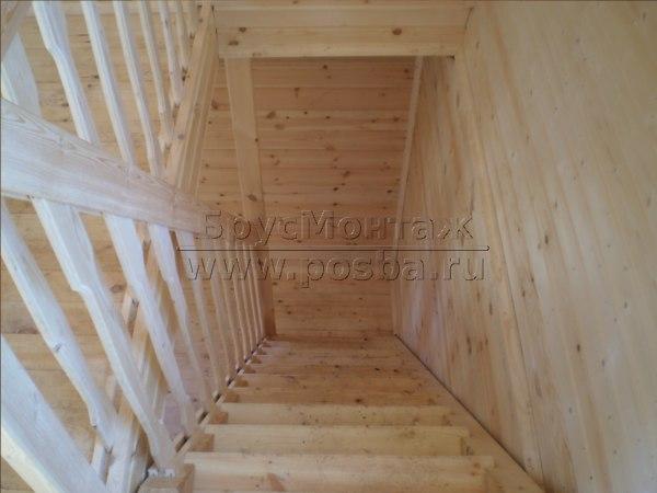 Строительство каркасно-щитовых дач и домов из профилированного бруса