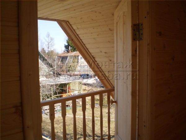 Строим дачные дома из профилированного бруса и каркасно-щитовые по доступной цене