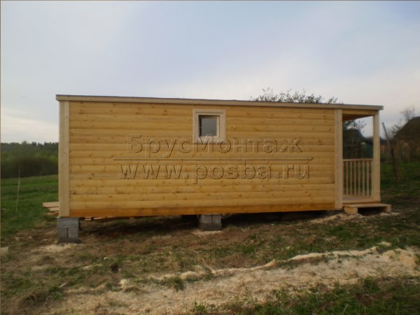 Узнать стоимость строительства дачного дома можно в нашей компании
