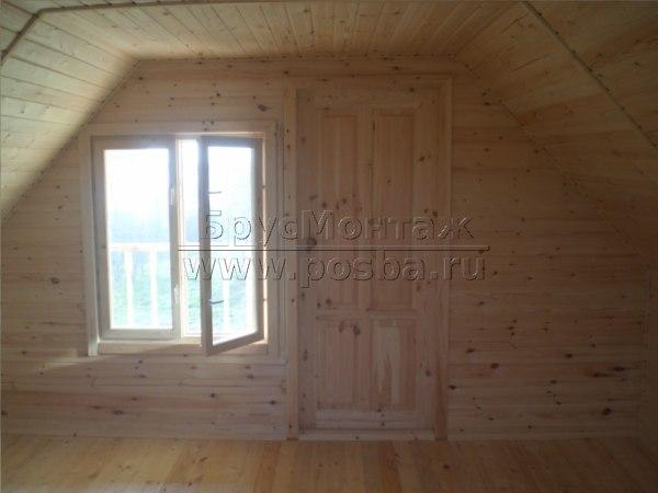 Строим дачные дома из бруса и каркасно-щитовые в Ярославле и Ярославской области