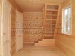 Строительство дачных деревянных домов эконом класса в Ярославле и Ярославской области