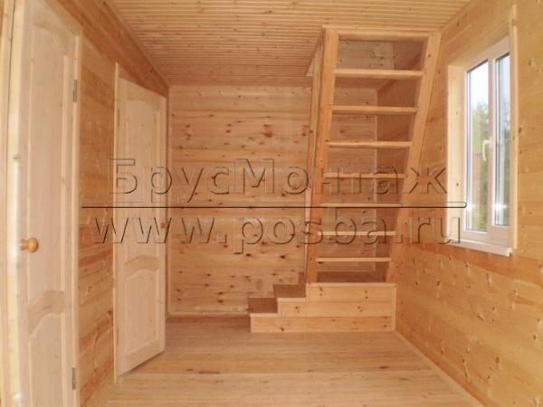 Строим недорогие деревянные дачные дома в Ярославской области и Ярославле
