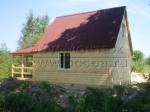 Строительство дачных деревянных домов в Брянске