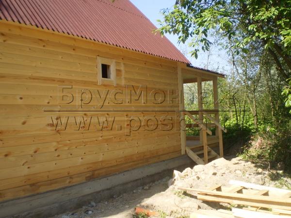 Строим недорогие дачные дома из бруса и каркасно-щитовые в Александрове