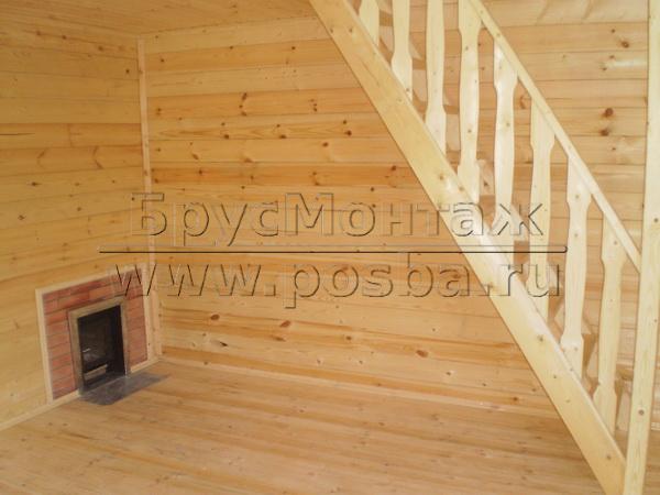 Строим недорогие дачные дома в Егорьевске с отделкой под ключ.