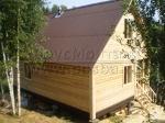 Продажа и строительство дачных деревянных домов