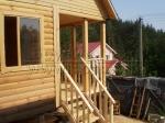 Строительство деревянных дачных домов в Бронницах