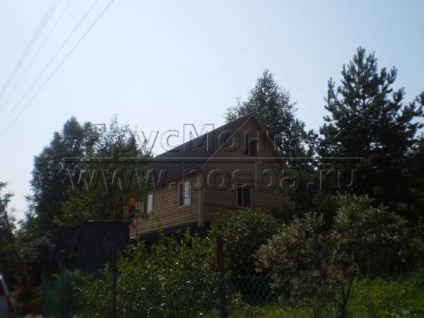 Строим каркасно-щитовые и дачные дома из бруса в Выборге