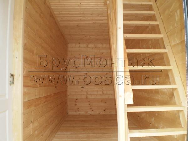Строим недорогие дачные деревянные дома в городе Кашира