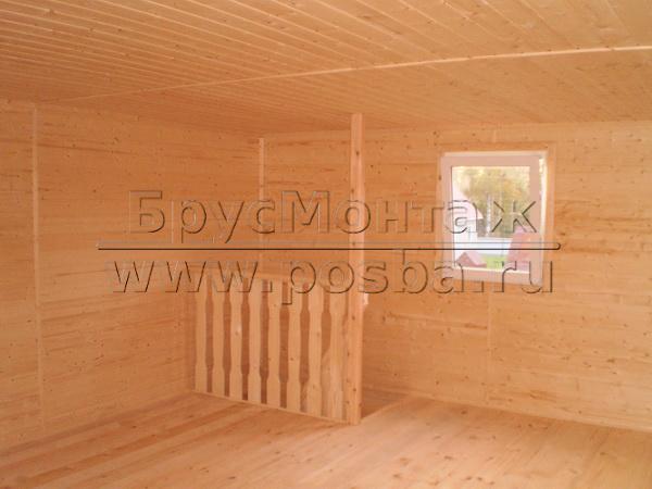 Строим недорогие дачные дома из бруса и каркасно-щитовые в Сергиевом Посаде