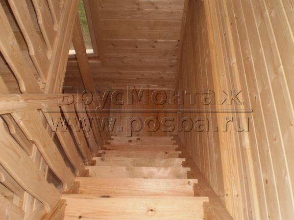 Строим дачные дома по типовым и индивидуальным проектам.
