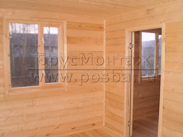 Строим недорогие бани из бруса и деревянные дачные дома