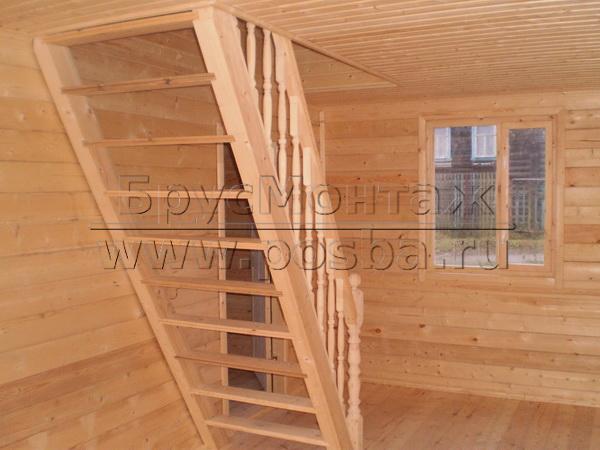 Строим дачные деревянные дома в городе Владимир и области