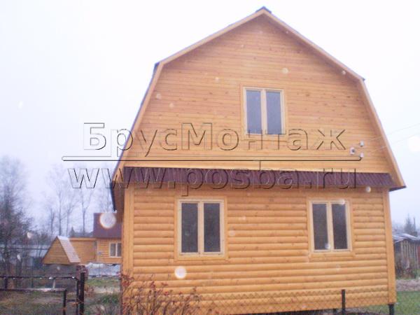 Большой выбор типовых проектов для постройки дачного дома в Псковской области и Пскове