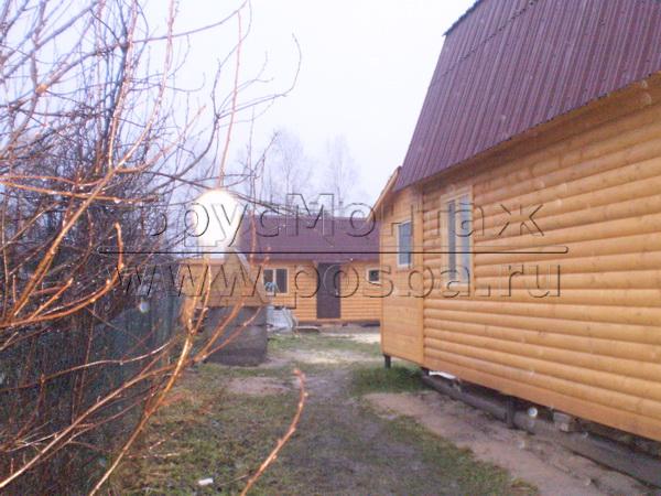 Строим по индивидуальным и типовым проектам деревянные дома из профилированного бруса и каркасно-щитовые дачи