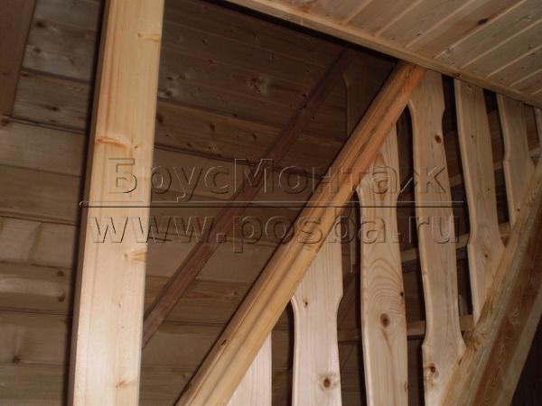 Одноэтажные дома из профилированного бруса и каркасно-щитовые дачи, строим под ключ недорого
